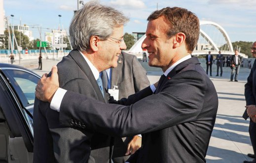 Stx fincantieri mariage l italienne energies de la mer for Portent french translation