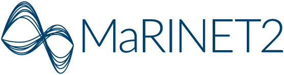 MaRINET2 logo 1colour landscape