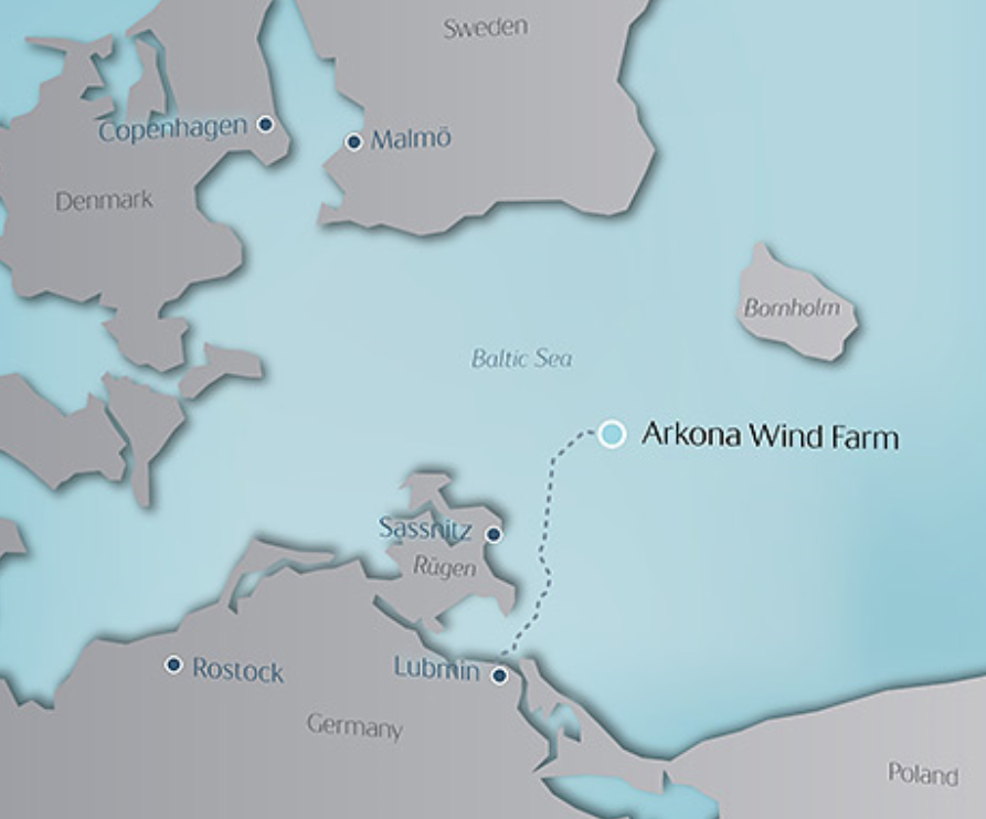 E.ON and Statoil to Jointly Build 385MW Arkona Offshore Wind Farm