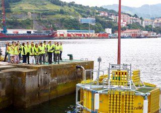 tecnalia bimep launch floating harshlab