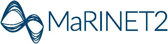 MaRINET2 logo 1colour landscape