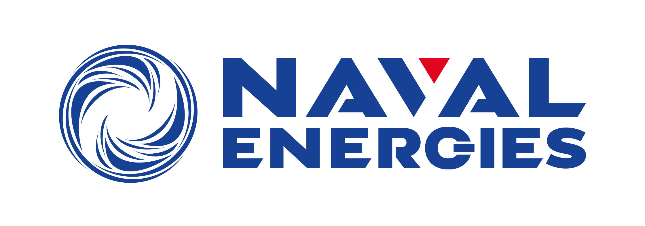 NAVAL ENERGIES LOGOTYPE RVB