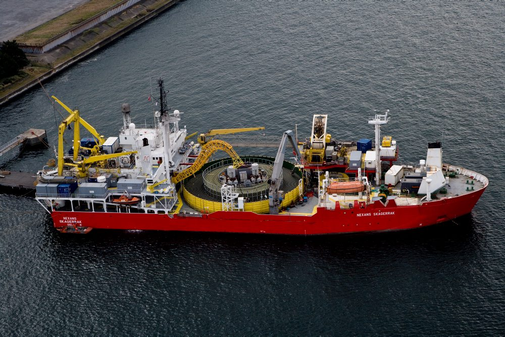 Nexans New Cable Laying Vessel To Bring More Clean Energy
