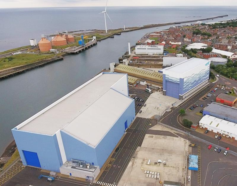 ORE Catapults Blyth testing facilities 1