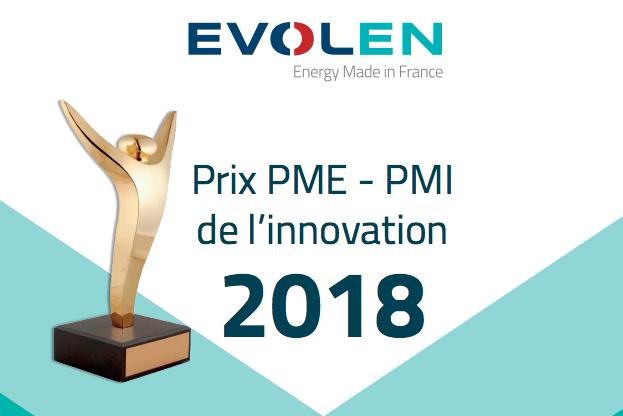 Prix Evolen 2018