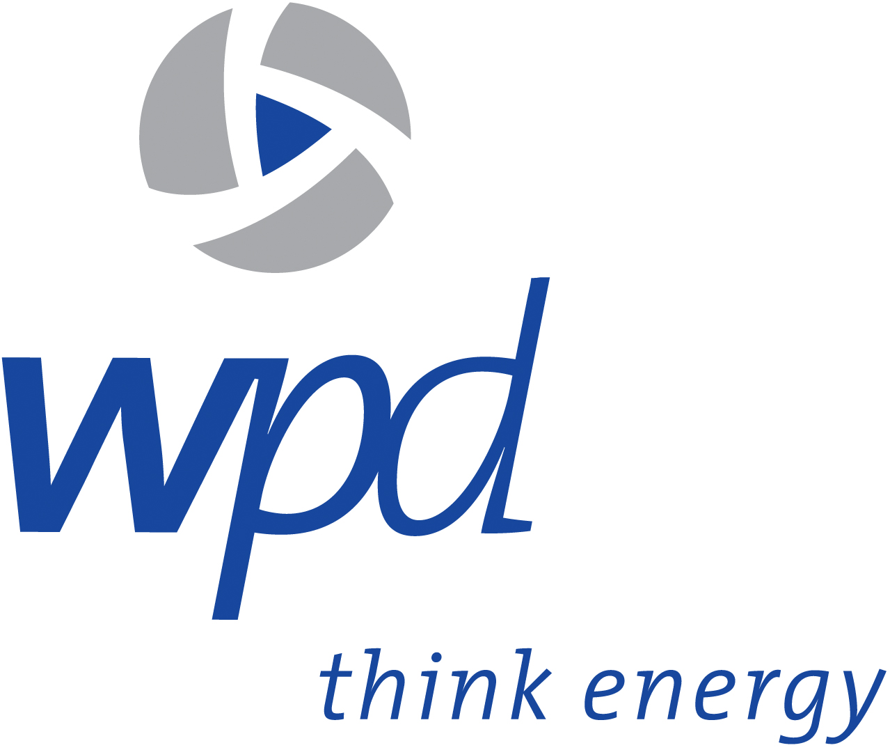wpd logo claim Think Energy