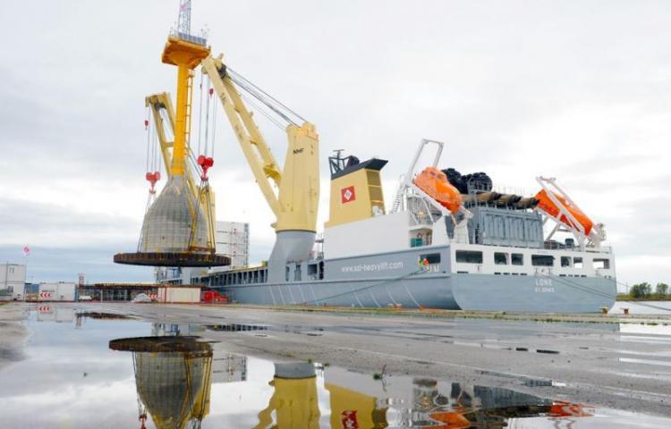 Fécamp : Seatower fait cap sur le marché des 83 éoliennes offshore