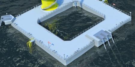 IDEOL conquiert le Japon pour l'éolien flottant avec son «Damping Pool»