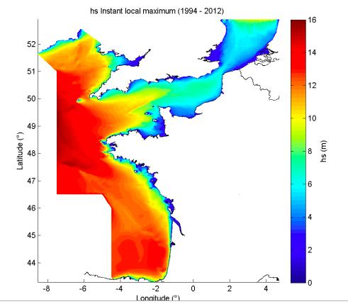 Eolien flottant : Zonage Atlantique OK