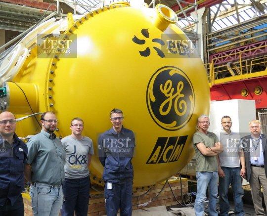 General Electric : Les convertisseurs des hydroliennes OpenHydro sont prêts