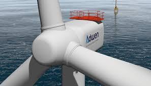 AREVA n'est plus dans l'éolien offshore