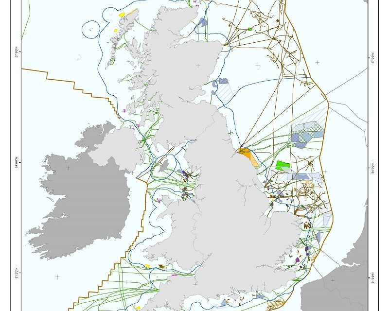 Le Crown Estate publie de nouvelles données sur les vents marins.