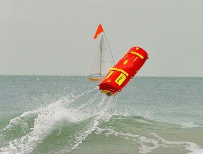SPEEdoo : un drone marin à l'assaut des vagues