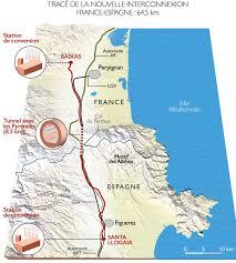 Mise en service de la nouvelle interconnexion électrique entre la France et l'Espagne