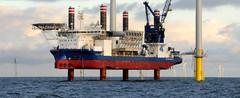 EWEA : 108% de progression pour l'éolien offshore en 2015
