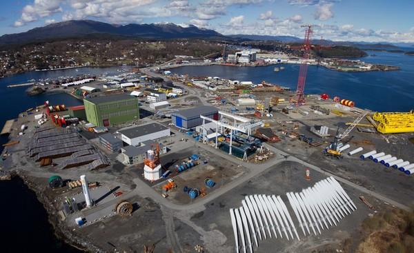 Assemblage : Statoil a choisi la base de Stord