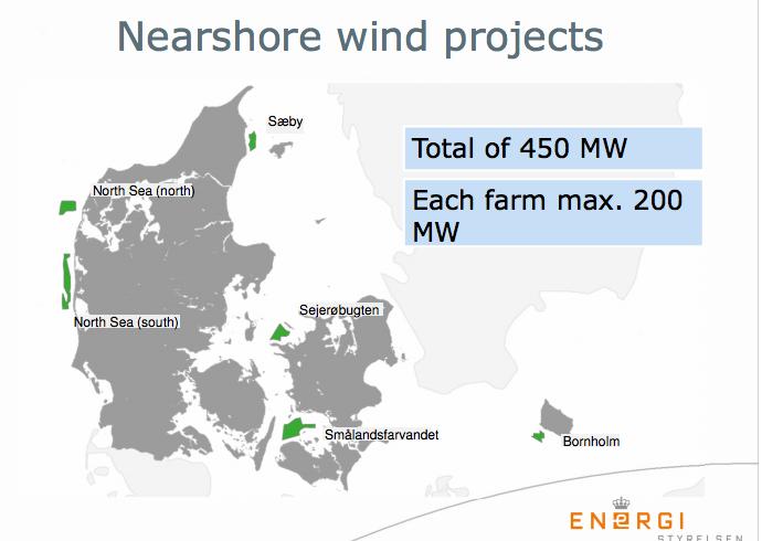 Danemark : le parc éolien nearshore Sejerø Bugt Wind Farm retardé par la macreuse noire