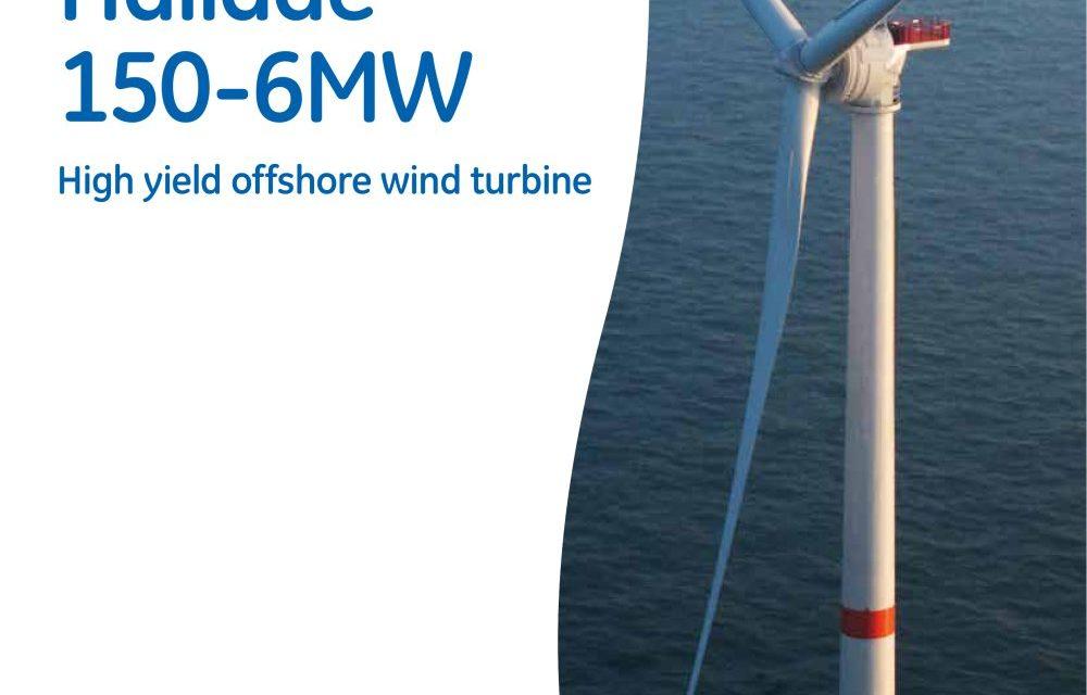Haliade : GE annonce deux étapes majeures