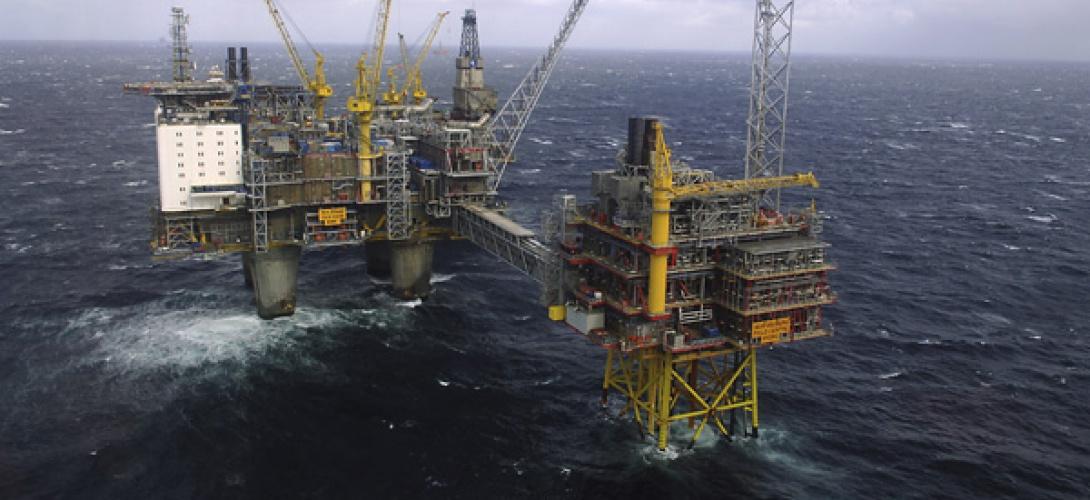 L'industrie du pétrole volontaire pour les énergies renouvelables de la mer
