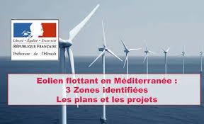 Appel à projets éolien flottant : un succès