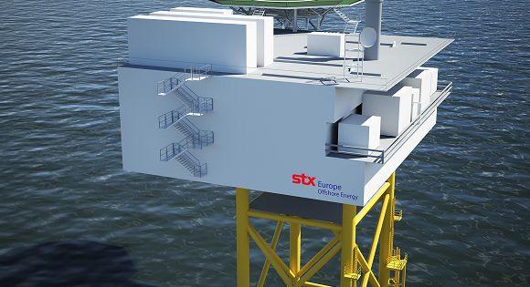 STX équipera Arkona, futur parc en mer Baltique
