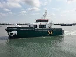 Piriou livre deux nouveaux navires de services pour l'éolien en mer