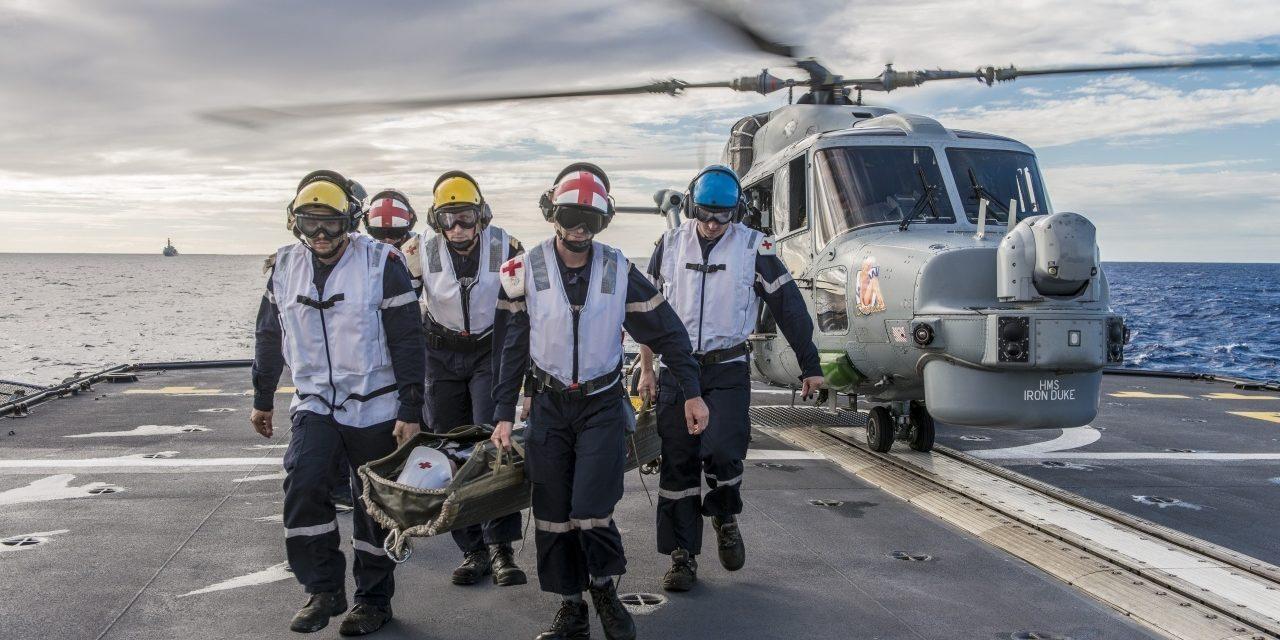 UK : Impact des installations EMR sur les opérations de sauvetage en mer