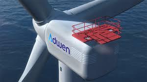 Adwen, GE et les parcs éoliens en mer français