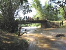 Site hydrolien a Moulenda EDM 07 07 016