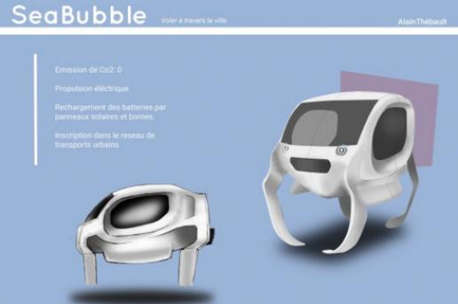 Biomimétisme : Sea Bubble, EEL Energy …