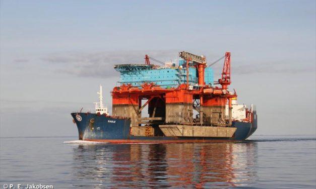 Technip Norge a choisi OHT pour le transport des éoliennes flottantes d'Hywind