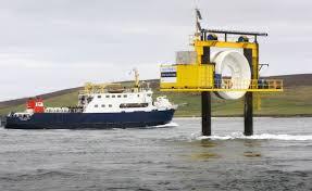Hydrolien : coup d'accélérateur en Irlande, Irlande du Nord et en Ecosse