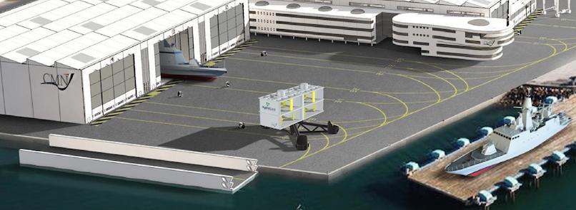 Hydrolien : HydroQuest Ocean sera testé à Paimpol Bréhat