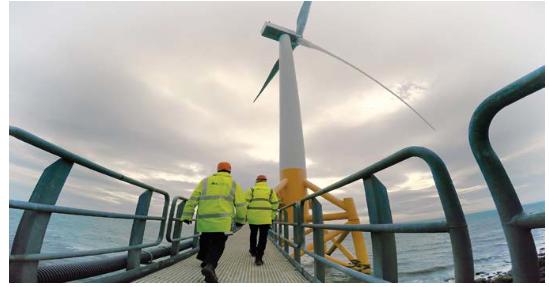 Avis de recherche : Catapult recherche son responsable scientifique éolien en mer