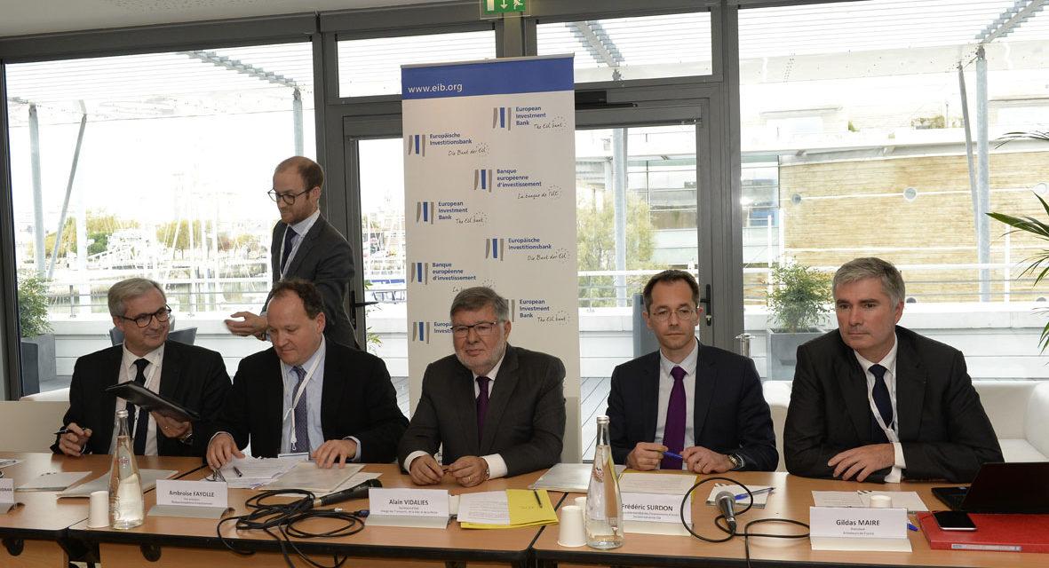 La BEI et la Société Générale verdissent le secteur maritime