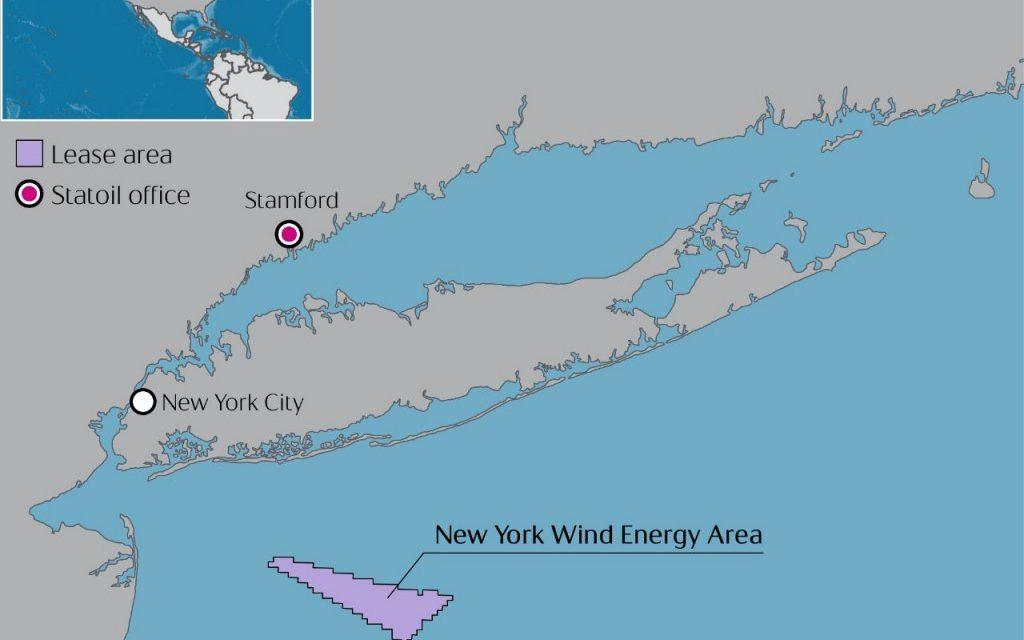 Statoil a remporté les enchères à New York
