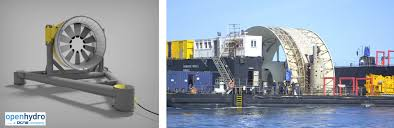 Energies de la mer : DCNS se diversifie et grand retour de Technip