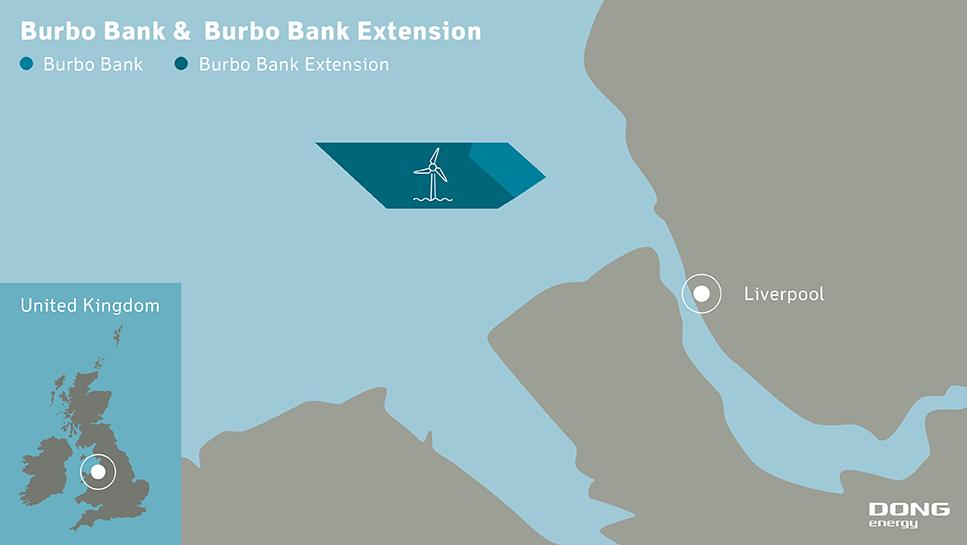 Burbo Bank Extension : €57 millions de financements pour le réseau de transport