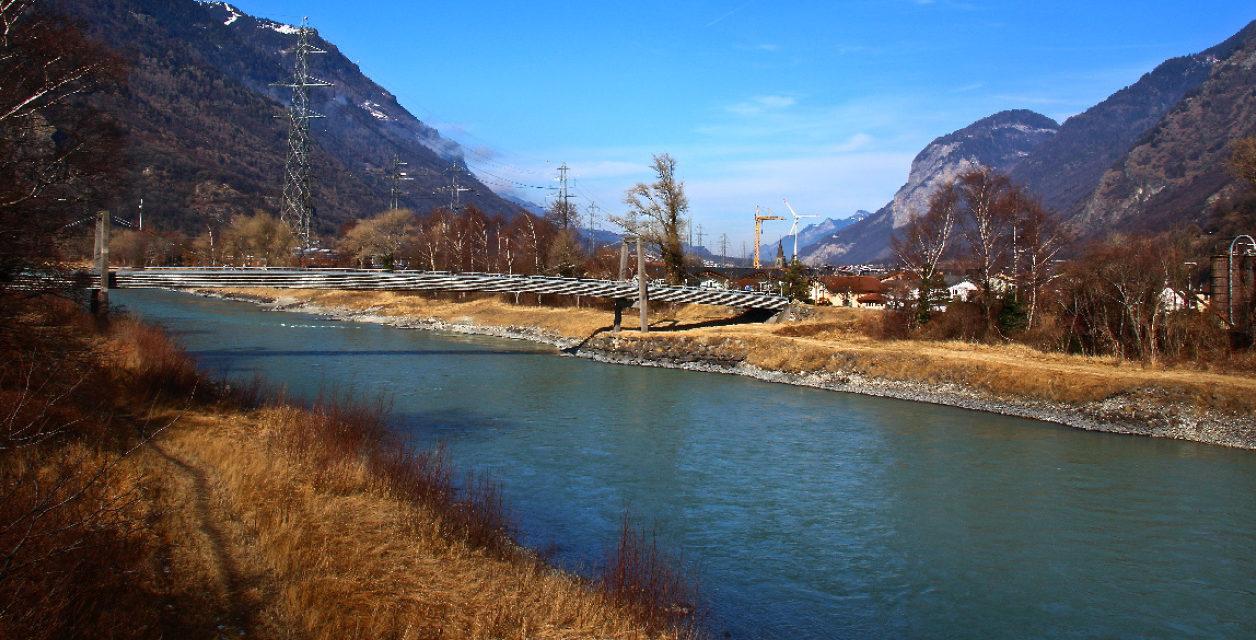 HydroQuest / CMN : 39 d'hydroliennes fluviales immergées dans le Rhône en 2018