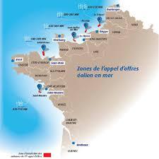 Prysmian a remporté la commande de RTE pour les câbles de 3 parcs éoliens offshore français