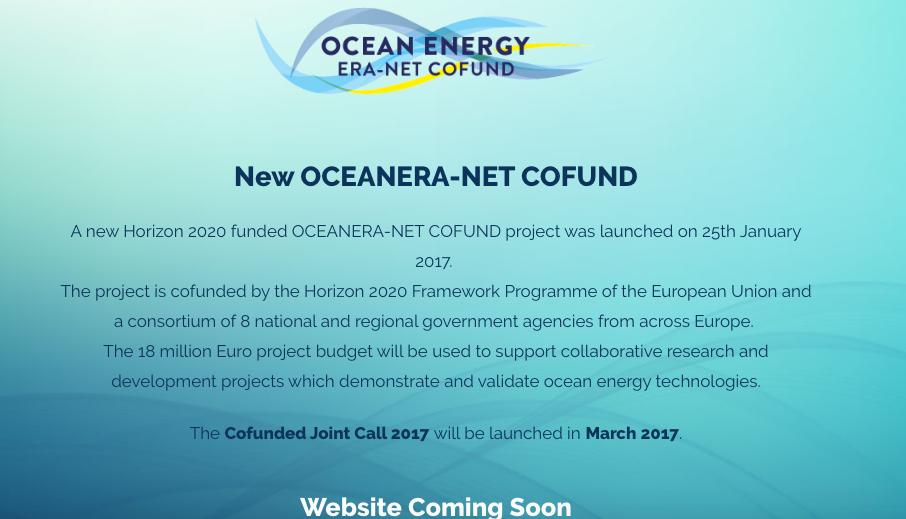 Appel d'offre : 18 M€ pour des projets de démonstration pour l'énergie des océans