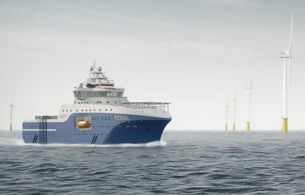 Louis Dreyfus Armateur se place sur le marché de la maintenance de l'éolien en mer