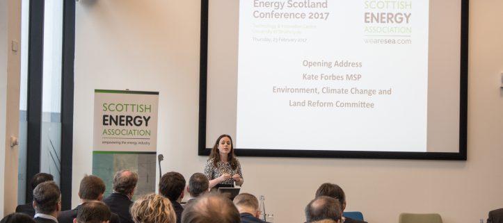 L'Association écossaise de l'énergie (SEA) se dissout
