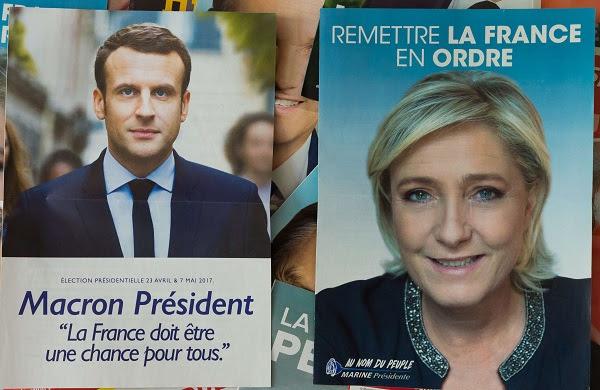 Macron – Le Pen : une situation inédite