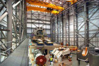 ORE Capatult passe un contrat à GE Energy Power Conversion UK