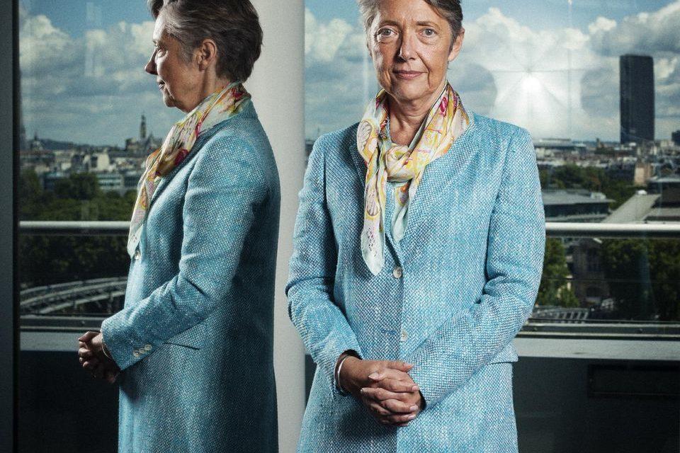 Elisabeth Borne aura le transport maritime et fluvial