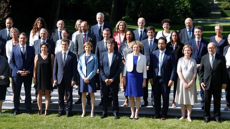 France : Gouvernement II d'Edouard Philippe premier ministre