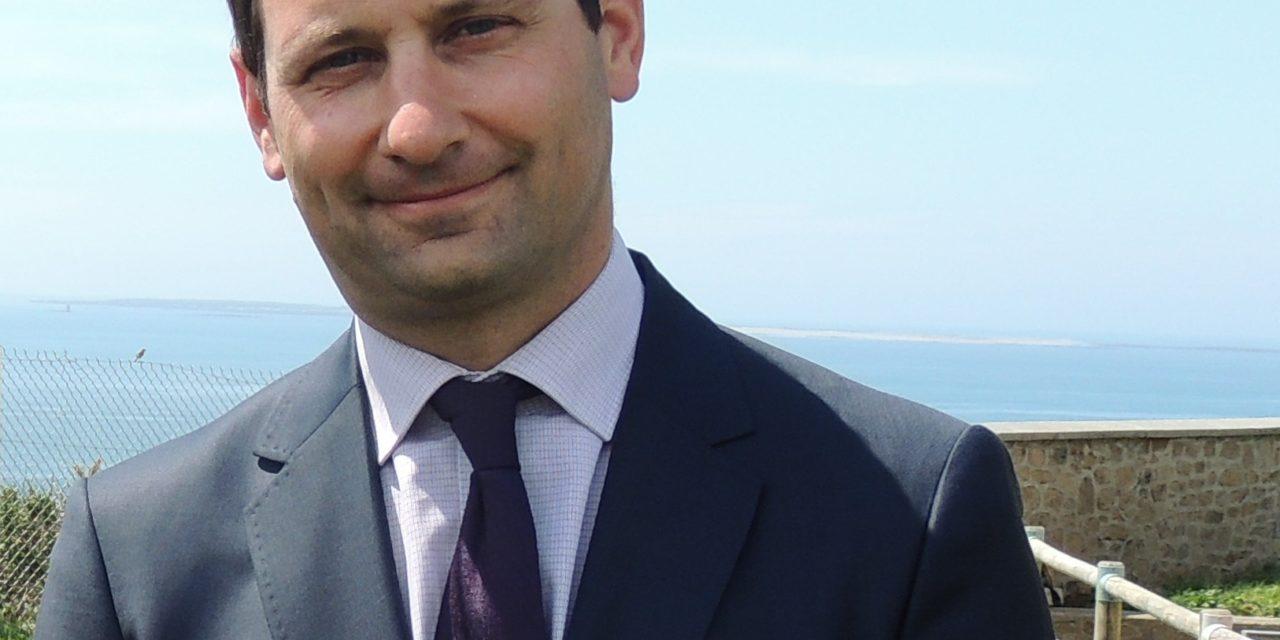 Thierry Canteri nommé délégué à la mer de l'Agence française pour la biodiversité
