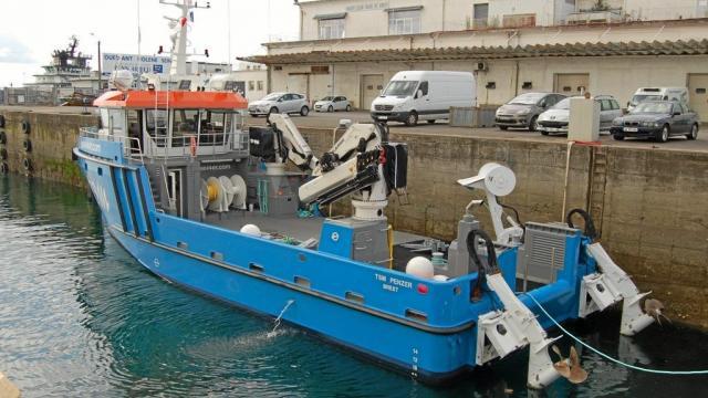 EEL Energy vise des essais en rade de Brest