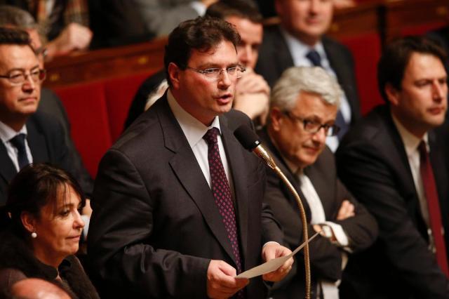 Philippe Gosselin est élu vice-président de la Commission des Lois